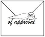 Seal of approval logo